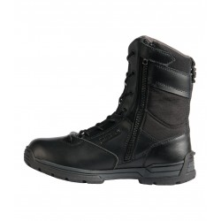 "MEN'S 8"" WATERPROOF SIDE ZIP DUTY BOOT"