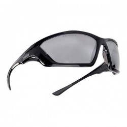 Bolle SWAT Tactical Spectacles - Silver Flash Lens (SWATFLASH)