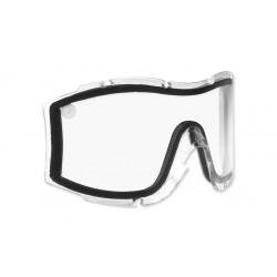 Bolle X1000 Dual Lens Spare Lenses - Clear - FAX1DEI