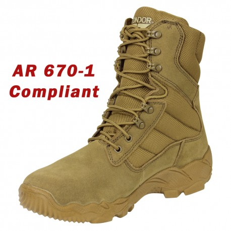 Gordon Combat Boot
