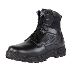 "Garner 6"" Side-Zip Tactical Boot - Black"