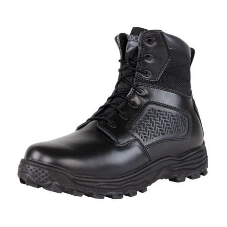 """Garner 6"""" Side-Zip Tactical Boot - Black"""