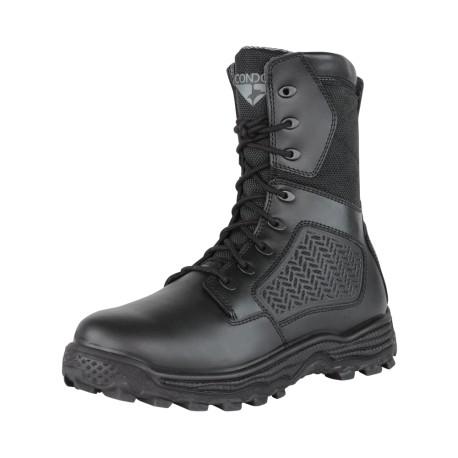 """Murphy 9"""" Side-Zip Tactical Boot - Black"""